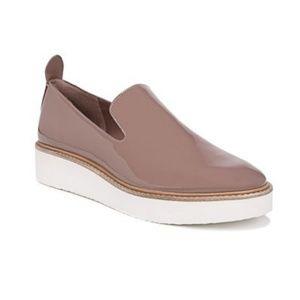 Vince Sanders Slip-on Sneakers Antiqueros Sz 9.5